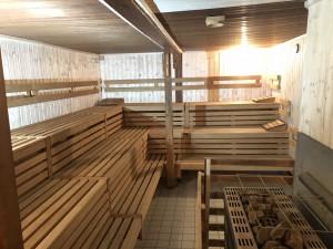 Sauna 2021
